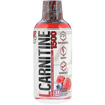 ProSupps, L-Carnitine 1500, Berry, 1.500 mg, 16 fl oz (473 ml)