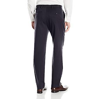 Dockers Men's Classic Fit Easy Khaki Pants D3, Dockers Navy (Stretch), 32 30