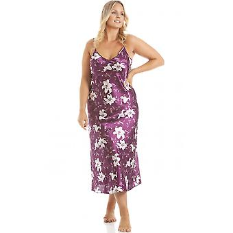 Camille Womens Plum Lilly Cetin Chemise