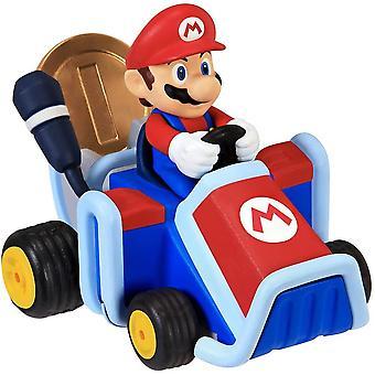 Mario (Mario Kart 7) Coin Racer Action Figure