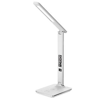 Ares Touch Control LED Desk Lamp Built-in Wireless Charger White (GVWC04WE)