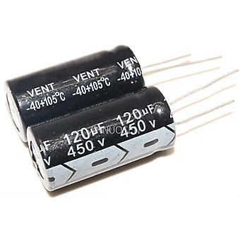 Electrolytic Capacitors 450v 120uf
