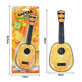 Children Kids Funny Ukulele Musical Instruments Mini Guitar- Montessori Early Educational Toys Christmas New Year Gifts