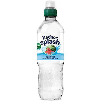 Radnor Splash Watermelon Flavoured Water