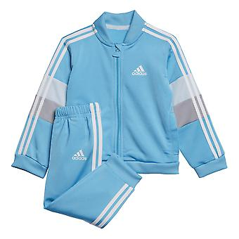Adidas Shiny Infant Boys Track Suit