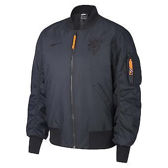 2020-2021 Holland AF1 Authentic Jacket (Black)