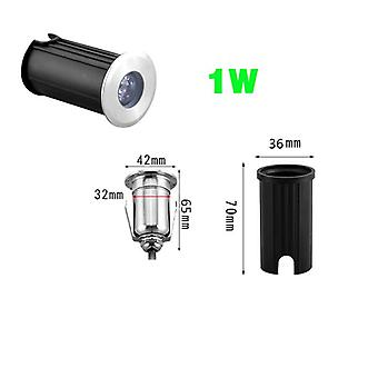 Wasserdichte Led Light Garden Underground 1w 3w 5w 10w Ip67 -outdoor Buried Garden Path Spot Einbau Inground Beleuchtung