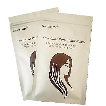 Collagen Silk Naturalne długie włosy skóry głowy serum, Wydłużyć wzrost witaminy