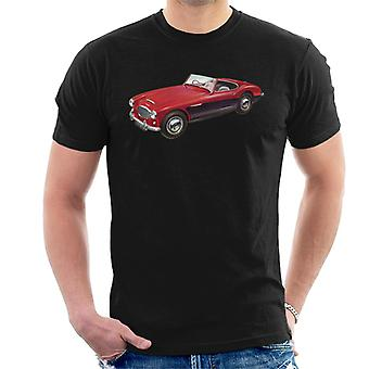 Austin Healey 3000 Mark II Red British Motor Heritage Men's T-Shirt