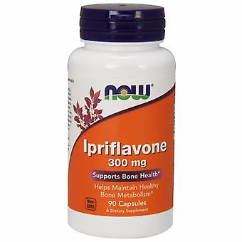 Now Foods Ipriflavone, 300 mg, 90 Caps