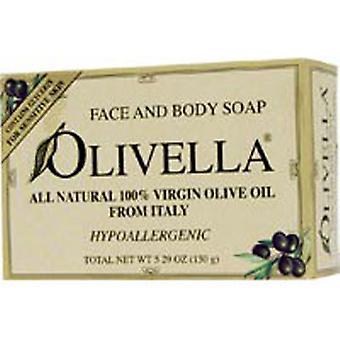 Olivella Bar Soap, With Fragrance, 5.29 Oz