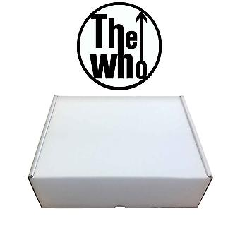 The Who Gift Set Mug and Merch Bundle Rock Band new Official Boxed Limited Stock