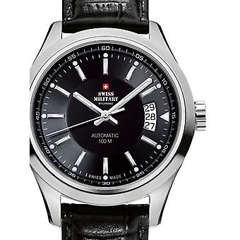 Mens Watch Swiss Military By Chrono SMA30003.08, Automatic, 40mm, 10ATM