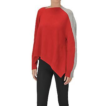 Loewe Ezgl248030 Mujer's Suéter de lana roja