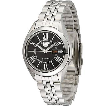Seiko 5 Gent Watch SNKL35K1 - Stainless Steel Gents Automatic Analogue