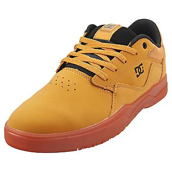 DC Shoes Barksdale Mens Skate Trainers in Wheat