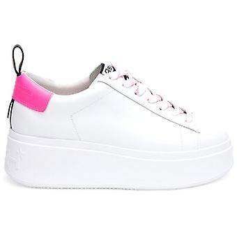 Damen Sneakers Ash Moon 05 Weiß und Rosa
