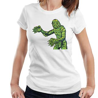 Creature From The Black Lagoon Side Monster Women's T-Shirt