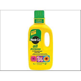Miracle Miracle-Gro All Purpose Liquid Plant Food 1L