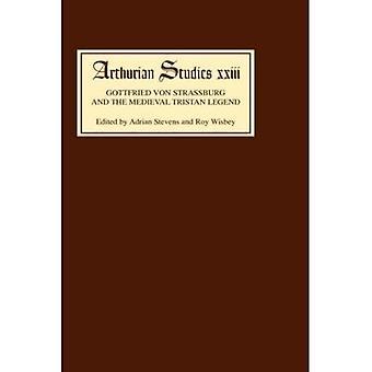 Gottfried Von Strassburg y la leyenda medieval de Tristan
