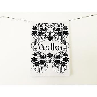Wodka Speakeasy Küchentuch