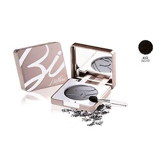 Defense Color Silky Touch Compact Eyeshadow 413 Black 3 g