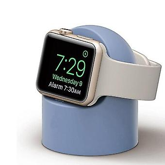 Charger Stand For Apple Watch Silicone Holder Accessoriess