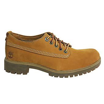 Timberland Earthkeepers Lyonsdale Oxford Womens Shoes Lace Up Wheat 8520B Z54B