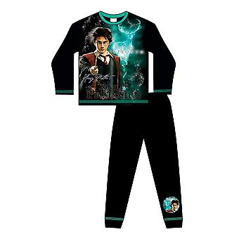 Harry Potter Boys Expecto Patronum Long-Sleeved Pyjamas