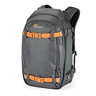 Lowepro whistler bp 350 aw ii 4 season outdoor backpack for pro dslr and mirrorless cameras, laptop
