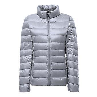 Dámské ultra lehké péřové sako plus dámské apoap,s kabát windbreaker kabáty
