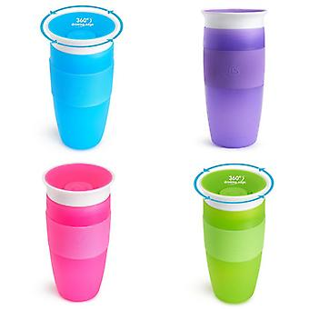 Munchkin miracle 360 sippy cup 398ml all 4 supplied