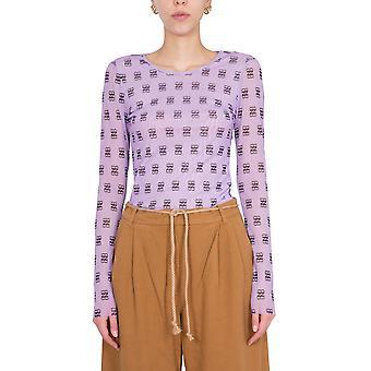 Baum Und Pferdgarten 21650c2151 Women's Lilac Polyester Top