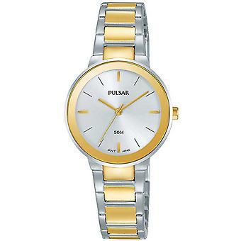 Ladies Watch Pulsar PH8284X1, Quartz, 28mm, 5ATM