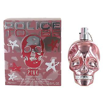 Police To Be Pink Woman 75ml Eau de Toilette Spray for Women
