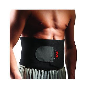 McDavid 491 säädettävä vyötärö trimmeri heikko selkä tuki/tyyny-yksi koko