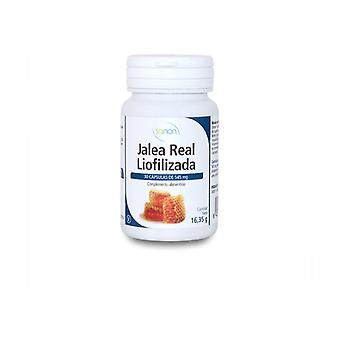 Freeze Dried Royal Jelly 30 capsules of 545mg