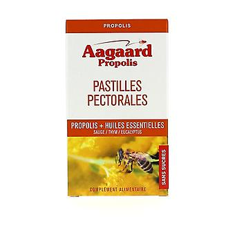 Pectoral lozenges (ex: Apais'toux) 30 units