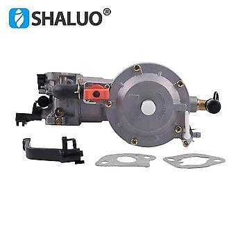 High Quality Lpg Carburetor 168 Dual Fuel Lpg Ng Conversion Kit For 2kw 3kw