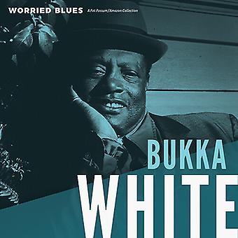White,Bukka - Worried Blues [Vinyl] USA import