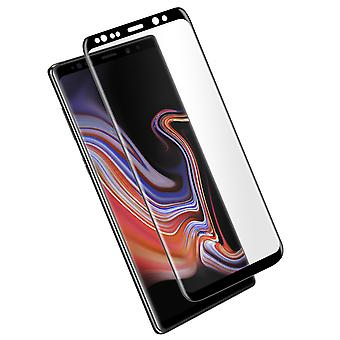 Screen protector Galaxy Note 9 Hardglass Reinforced Edges Curved 3mk Black