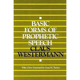 Formas Básicas de Discurso Profético por Claus Westermann - 9780664252441 B