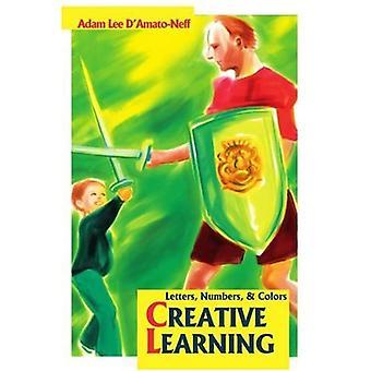 Kreativ læring: Bokstaver, tall og farger