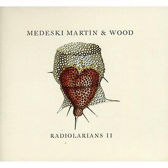 Medeski/Martin/Wood-Radiolarians II [CD] USA import