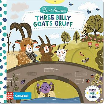 Tre Billy Goats Gruff av Campbell Books