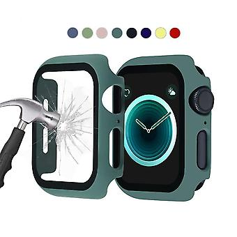 Screen Protector Bumper Frame Matte Hard Case For Watch