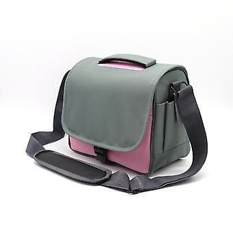صدمة واقية من حقيبة الكاميرا قماش المهنية لحقيبة تخزين التصوير الكنسي 750d