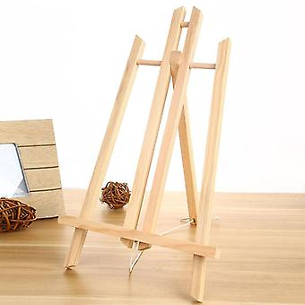 Beech Wood Table Easel Painting Craft, Wooden Vertical Technique, Special Shelf