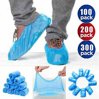 Shoe Covers Disposable Shoe Cover Blue Overshoes Shoe Cover Covers