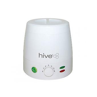 蜂巢美容蜡新器加热器脱毛或石蜡蜡 化妆水 0.5 升